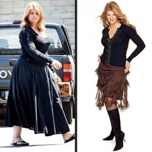 Kirstie-Alley-before-and-after