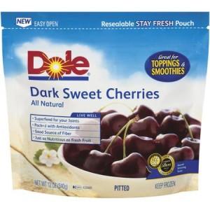frozen-cherries-diet-snack