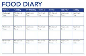 weight-loss-food-diary