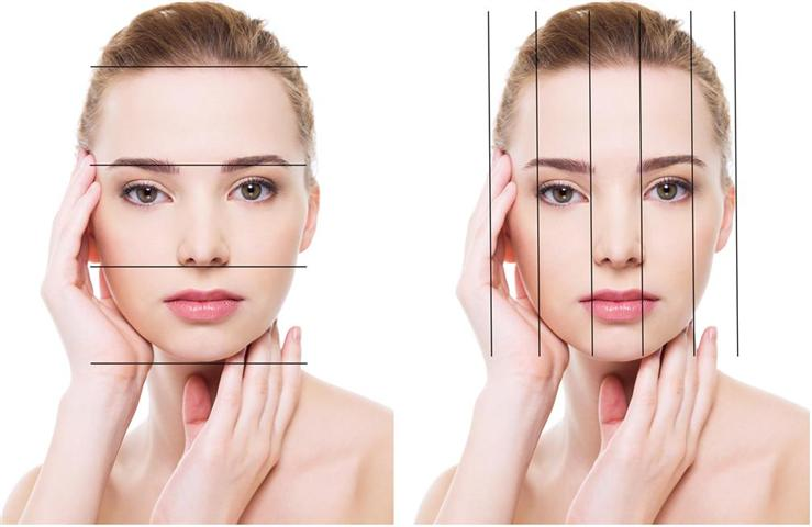 ideal-facial-proportions-cosmetic-surgery