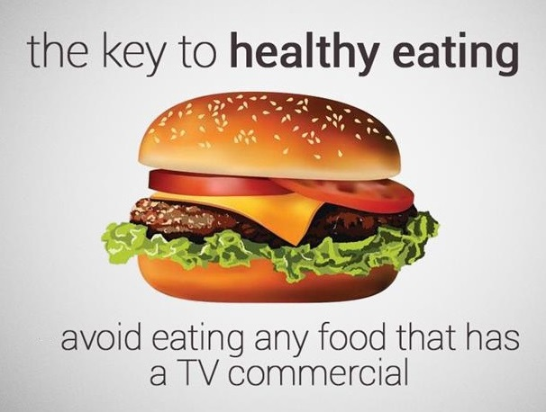 Fast Food Obesity Children Fat Traps: 6 Food Norm...