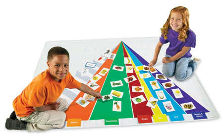 Healthy Kids: Nutrition Games for Children