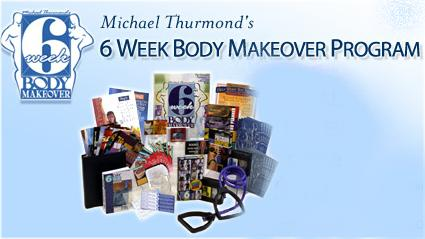 Michael Thurmond Six Week Body Makeover