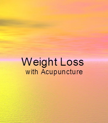 ... acupuncture practitioner may attempt to encourage weight loss by